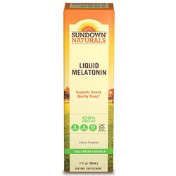 Sundown Naturals Melatonin - 1 mg