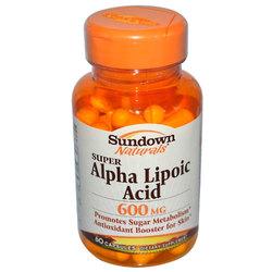 Sundown Naturals Super Alpha Lipoic Acid