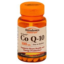 Sundown Naturals Co Q-10
