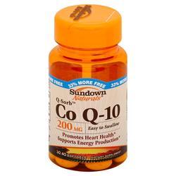 Sundown Naturals Co Q-10