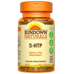 Sundown Naturals 5-HTP