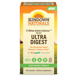 Sundown Naturals Ultra Digest