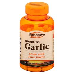 Sundown Naturals Garlic