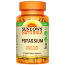 Sundown Naturals Multi-Source Potassium