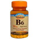 Sundown Naturals Vitamin B6