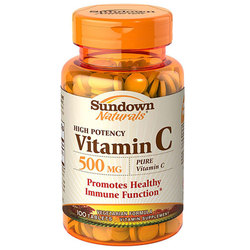 Sundown Naturals High Potency Vitamin C