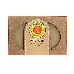 Sunfeather Patchouli Soap
