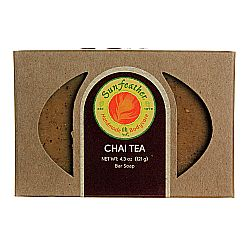 Sunfeather Chai Tea Soap