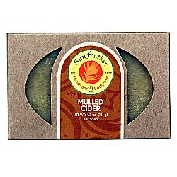 Sunfeather Mulled Cider Soap
