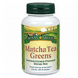 Sunny Green Matcha Tea Greens