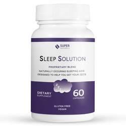 Super Naturals Sleep Solution