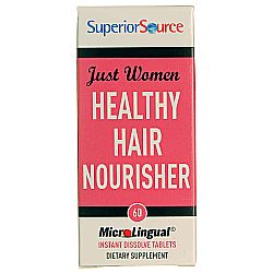Superior Source Just Women Healthy Hair Nourisher