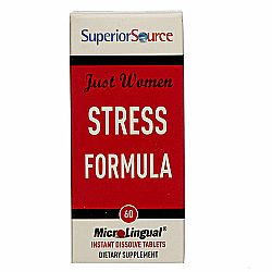 Superior Source Just Women Stress