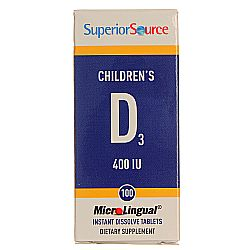 Superior Source Children's D3