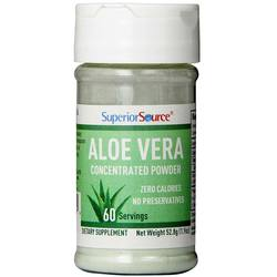 Superior Source Aloe Vera Concentrated Powder