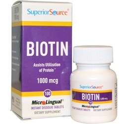 Superior Source Biotin