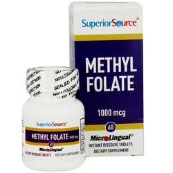 Superior Source Methyl Folate