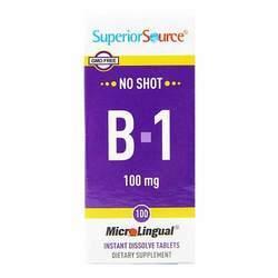 Superior Source No Shot B-1 100 mg