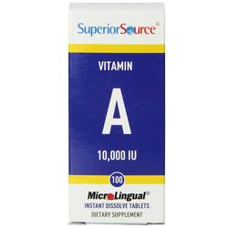 Superior Source Vitamin A 10-000 IU