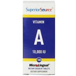 Superior Source Vitamin A 10 000 IU