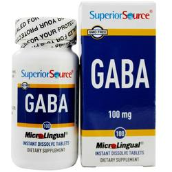 Superior Source GABA