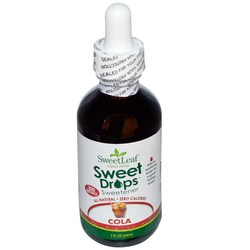 SweetLeaf Sweet Drops Liquid Stevia Sweetener