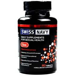 Swiss Navy Size