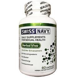 Swiss Navy Herbal Viva
