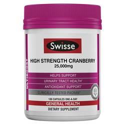Swisse High Strength Cranberry
