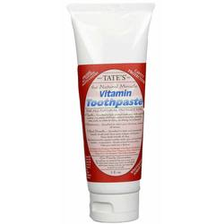 Tate S Natural Miracle Toothpaste