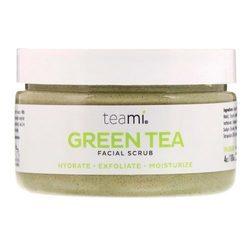 Teami Green Tea Facial Scrub