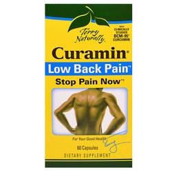 Terry Naturally Curamin - Low Back Pain