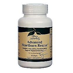 Terry Naturally Advanced Heartburn Rescue