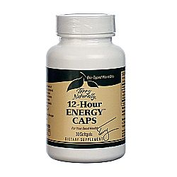 Terry Naturally 12 Hour Energy Caps