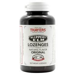 Thayers Slippery Elm Lozenges