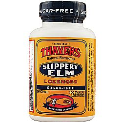 Thayers Sugar-Free Slippery Elm Lozenges