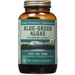 The Synergy Company Blue-Green Algae Pure Klamath Crystals