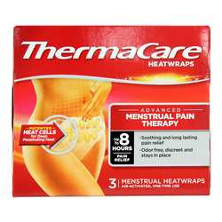 Thermacare Menstrual Cramp Relief Heat Wrap
