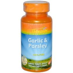 Thompson Garlic and Parsley
