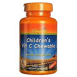 Thompson Children's Vitamin C Chewable