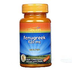Thompson Fenugreek 620 mg