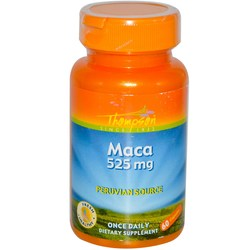 Thompson Maca 525 mg