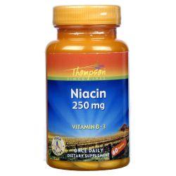 Thompson Niacin 250 mg