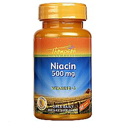 Thompson Niacin 500 mg