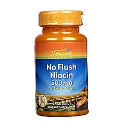 Thompson No Flush Niacin 500 mg