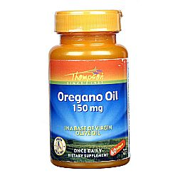 Thompson Oregano Oil 150 mg
