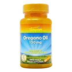 Thompson Oregano Oil 150 mg