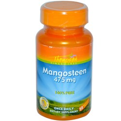 Thompson Mangosteen 475 mg