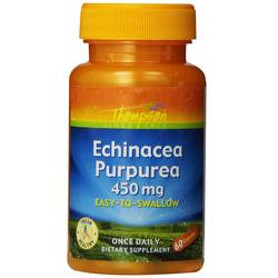 Thompson Echinacea Purpurea Root 450 mg