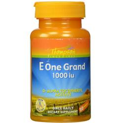Thompson E One Grand 1-000 IU